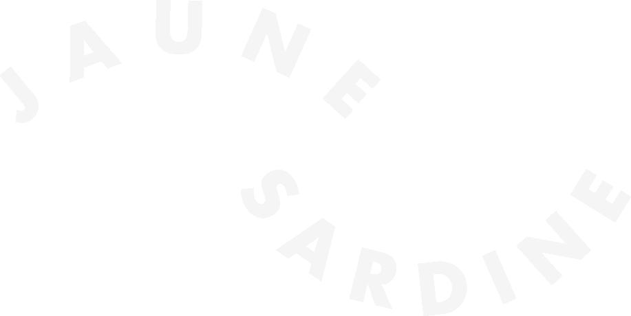 Logo entreprise Jaune Sardine