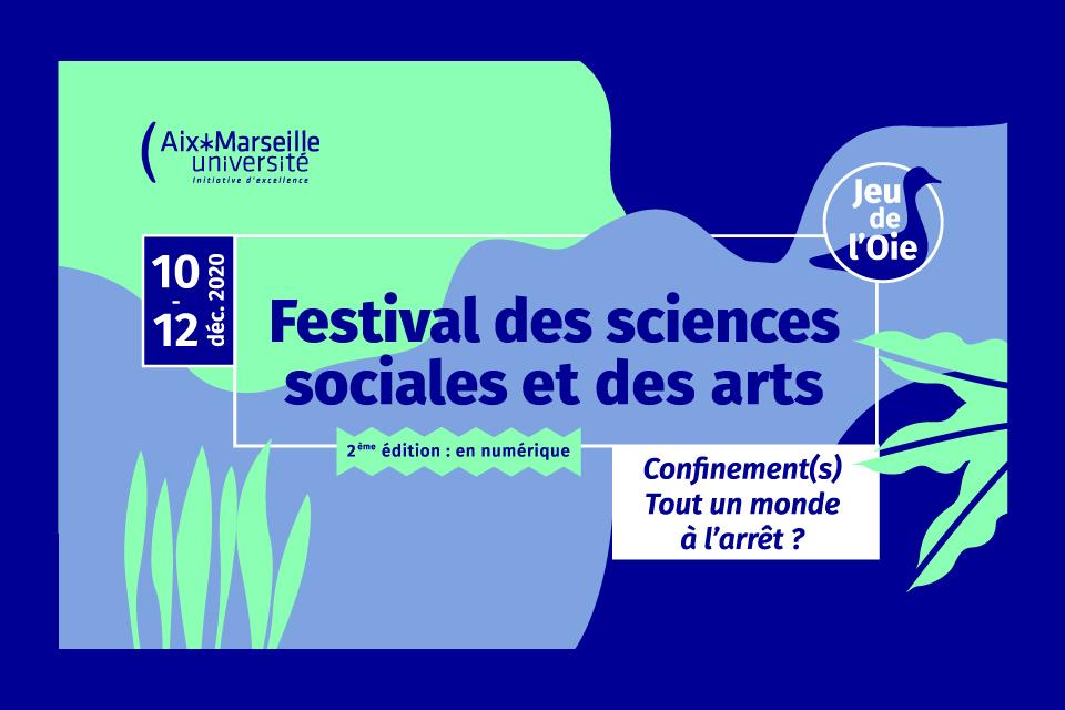 Identité visuelle Festival Jeu de l'oie